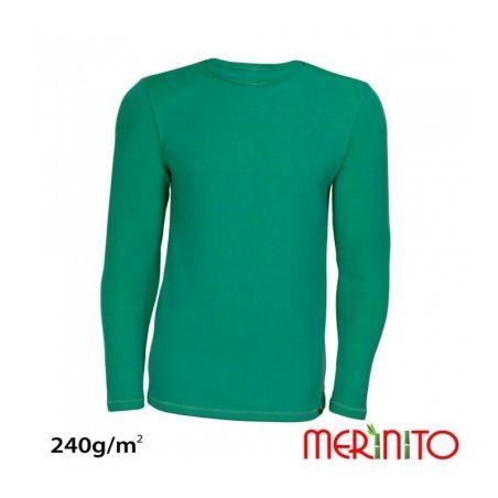 Bluza Merinito merino + bambus 240g /mp Merinito - 1