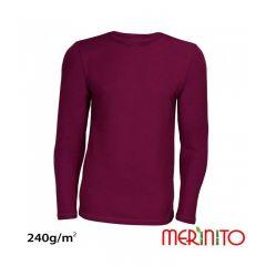 Bluza Merinito merino + bambus 240g /mp Merinito - 2