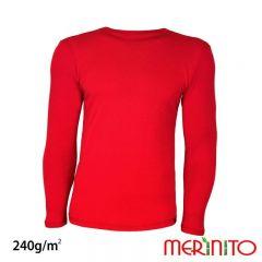 Bluza Merinito merino + bambus 240g /mp Merinito - 3