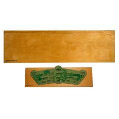 Placa Metolius Back Board