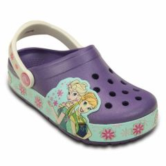 Slapi Crocs Lights Frozen Clog Crocs - 1