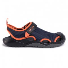 Slapi Crocs Swiftwater Mesh Deck Crocs - 1