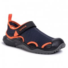 Slapi Crocs Swiftwater Mesh Deck Crocs - 2