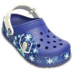 Slapi Crocs Lights Frozen Fever Clog Crocs - 1
