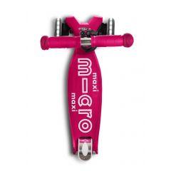 Trotineta Maxi Micro Deluxe Pink Led Micro - 3