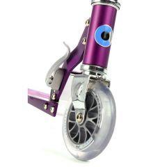 Trotineta Micro Sprite Purple cu roti luminoase Micro - 3