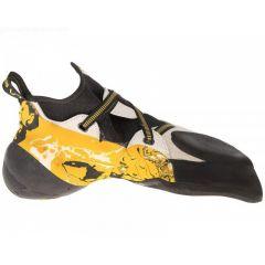 Papuci de catarare La Sportiva Solution White Yellow La Sportiva - 2