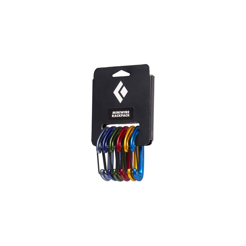 Carabiniera Black Diamond Miniwire Black Diamond - 1