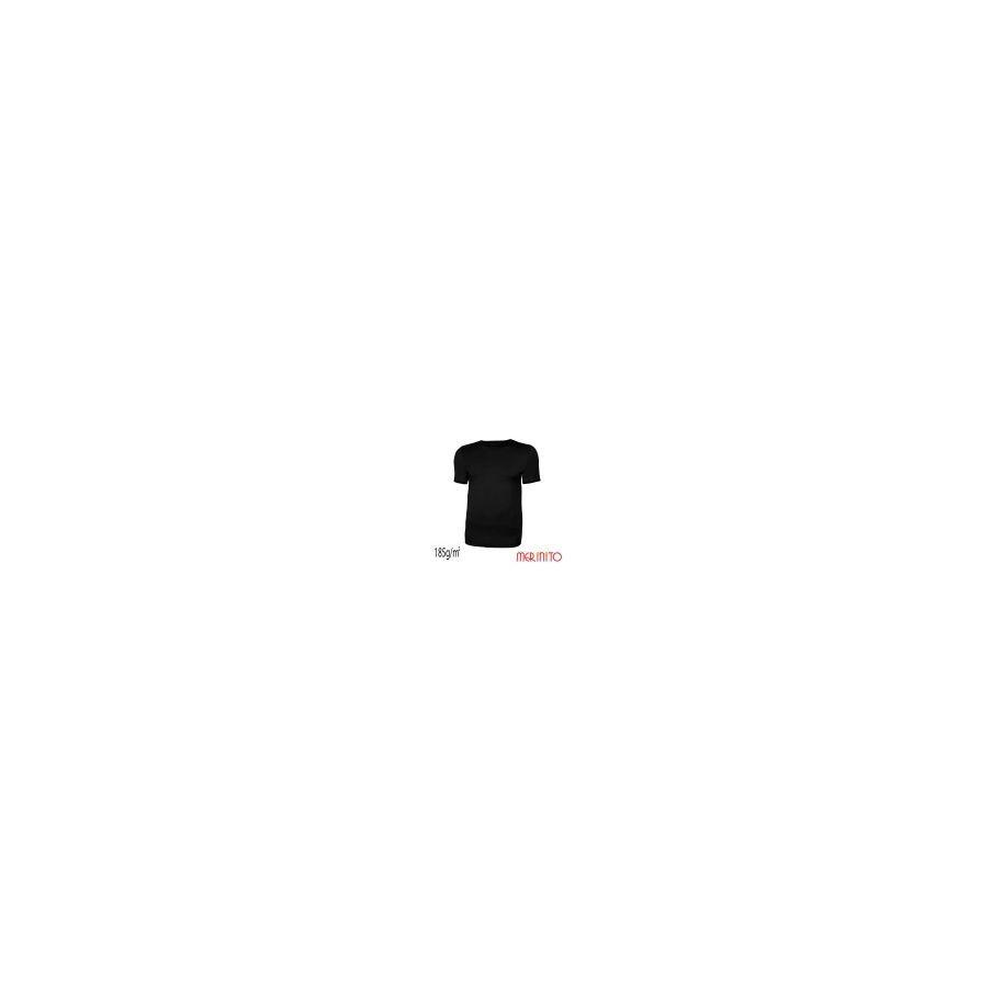Tricou barbatesc Merinito cu maneca scurta 100% merino 185g Merinito - 1
