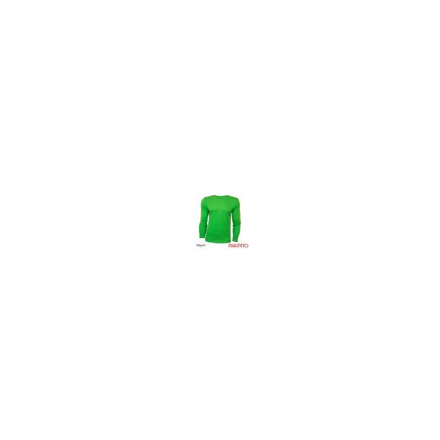 Tricou Merinito barbatesc cu maneca lunga 100% lana merinos 185g/mp Merinito - 3