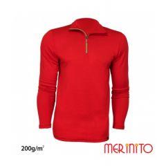 Bluza Merinito Sport Zip 200g/mp Merinito - 3