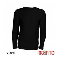 Bluza Merinito merino + bambus 240g /mp Merinito - 4