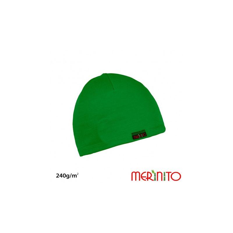 Caciula Merinito merino si bambus 240g Merinito - 1