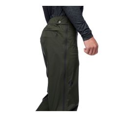 Pantaloni Black Diamond Stormline Str Fl Zp Black Diamond - 3
