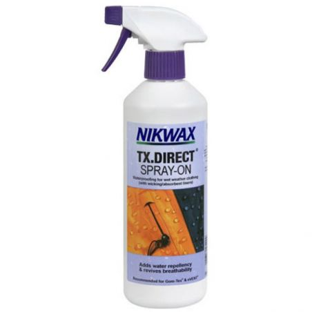 Solutie de impermeabilizare Nikwax Tx Direct Spray On Nikwax - 1