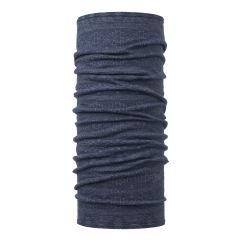 Buff Lightweight Merino Wool Edgy Denim Buff - 1