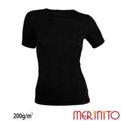 Tricou Merinito dama 200g/mp