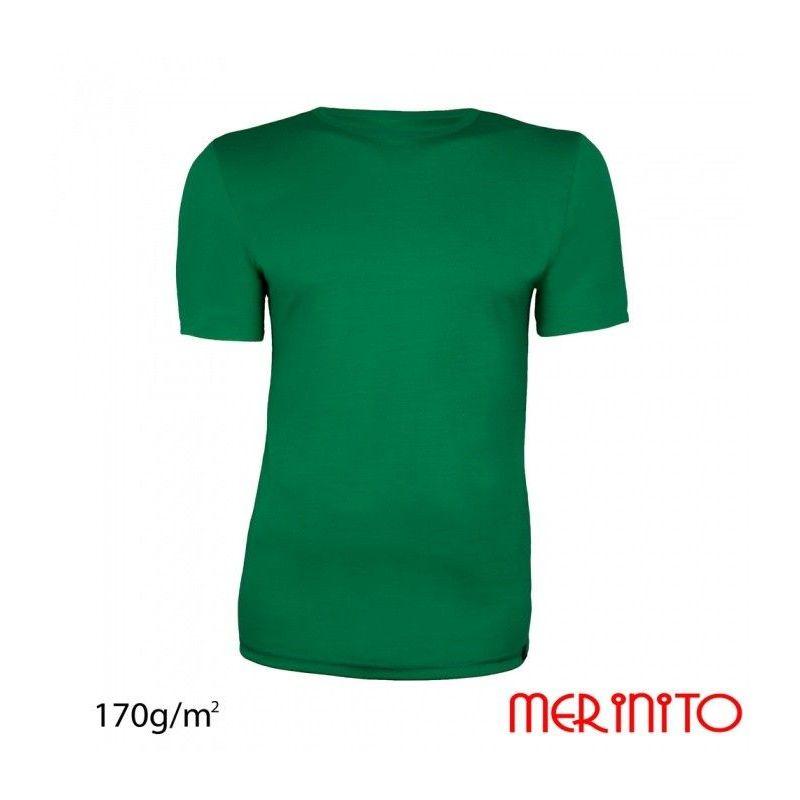 Tricou barbatesc Merinito 170g/mp Merinito - 2