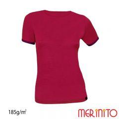 Tricou Merinito maneca scurta dama 185 Merinito - 3