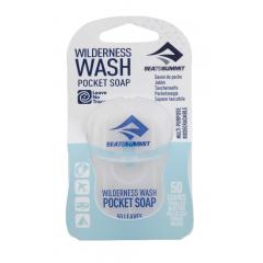 Sapun Sea to Summit Wilderness Wash Pocket Soap 50 Leaf Sea to Summit - 1