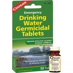 Tablete pentru purificarea apei Coghlans Coghlans - 1