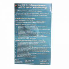 Kit reparatii Tear-Aid  tip A Tear-Aid - 2