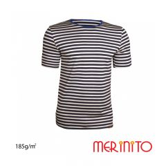 Tricou barbati Merinito 185g 100% lana merinos Merinito - 1