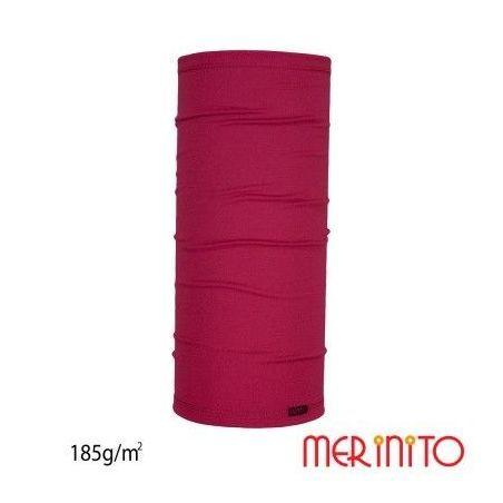 Neck tube lana merinos 185g Merinito - 4