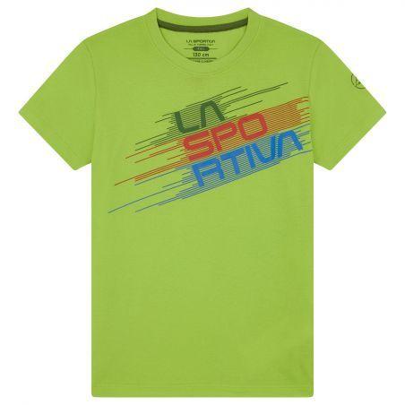 Tricou Copiii La Sportiva  Stripe Evo FW21 La Sportiva - 1