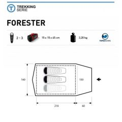 Cort Trimm Forester Trimm - 3