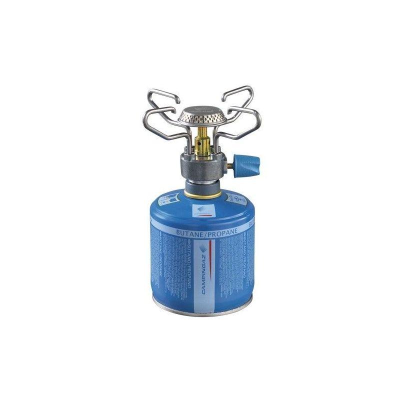 Set aragaz Bleuet Micro plus + cartus CV 300 Coleman - 1