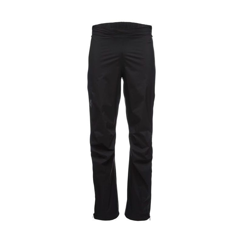 Pantaloni Black Diamond Stormline Str Fl Zp Black Diamond - 1