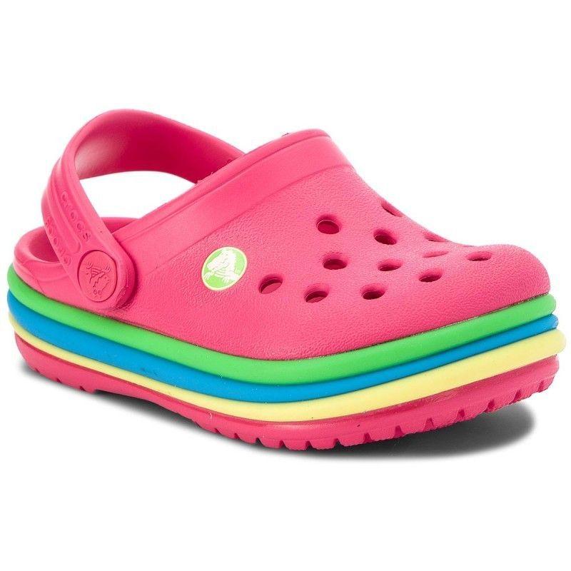 Slapi Crocs CB Rainbow Bang Clog 2019 Crocs - 1