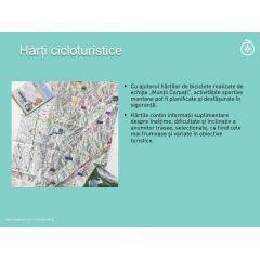 Harta de drumetie Muntii Parang-Latoritei-Capatanii