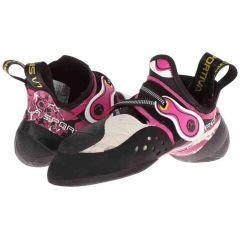 Papuci de catarare Solution White Pink La Sportiva La Sportiva - 2