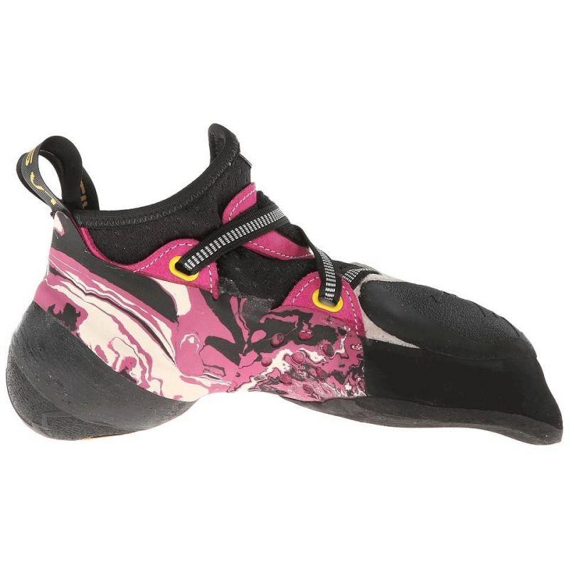 Papuci de catarare Solution White Pink La Sportiva La Sportiva - 1