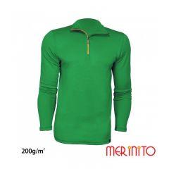 Bluza Merinito Sport Zip 200g/mp