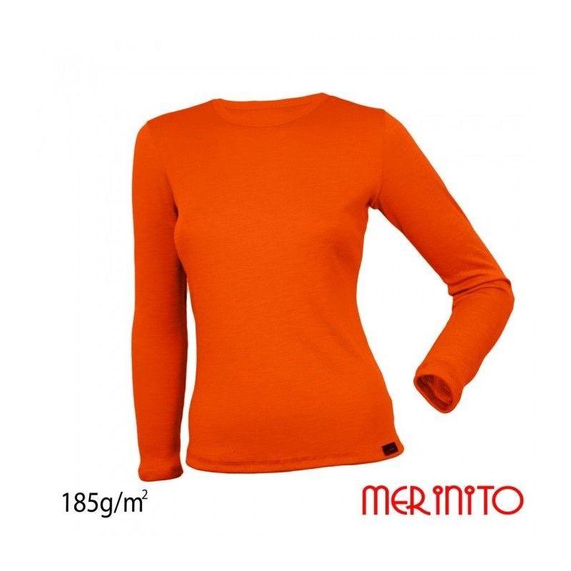 Bluza dama Merinito maneca lunga 185g/mp Merinito - 1