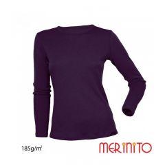 Bluza dama Merinito maneca lunga 185g/mp Merinito - 2