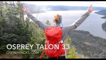 Osprey Talon 33 - Tested + Reviewed
